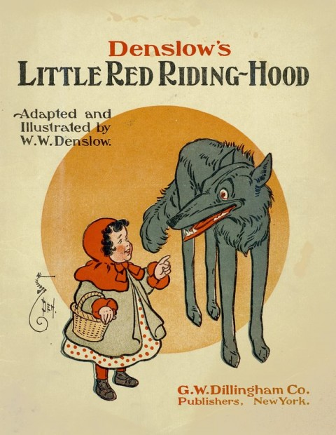 RetroFonts #1: Little Red Riding HoodNEW